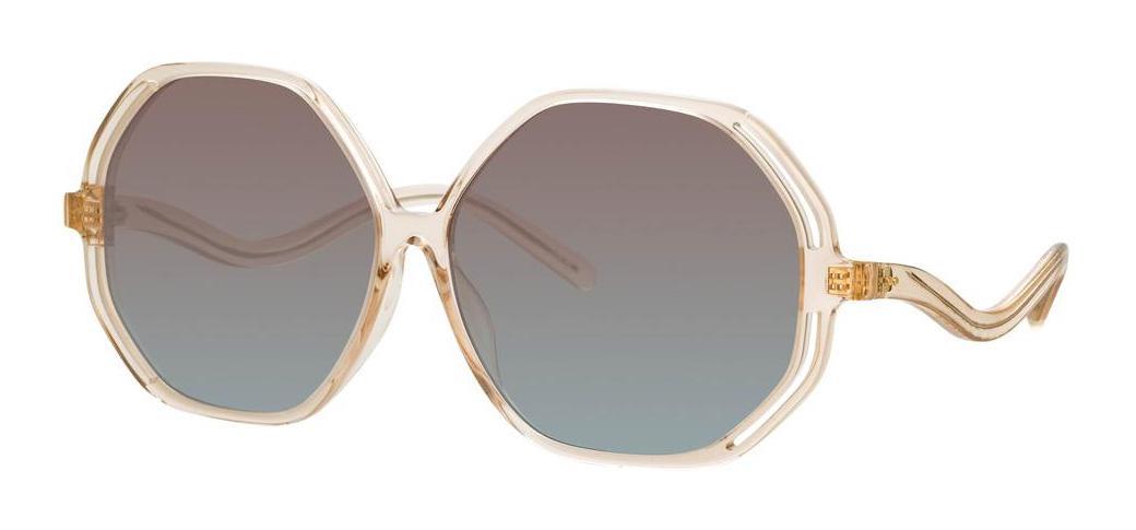 Купить Солнцезащитные очки Linda Farrow Luxe LFL 1058 C04