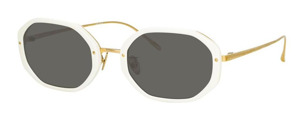 Купить Солнцезащитные очки Linda Farrow Luxe LFL 1084 C04