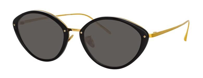 Купить Солнцезащитные очки Linda Farrow Luxe LFL 1086 C01
