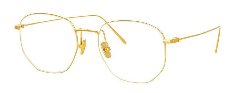 Купить Оправа Linda Farrow Luxe LF 44 C01, Оправы для очков