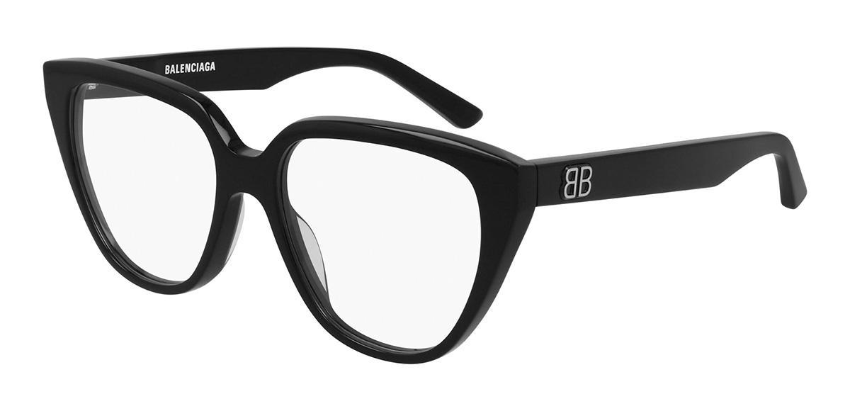 Купить Оправа Balenciaga BB 0129O 001, Оправы для очков