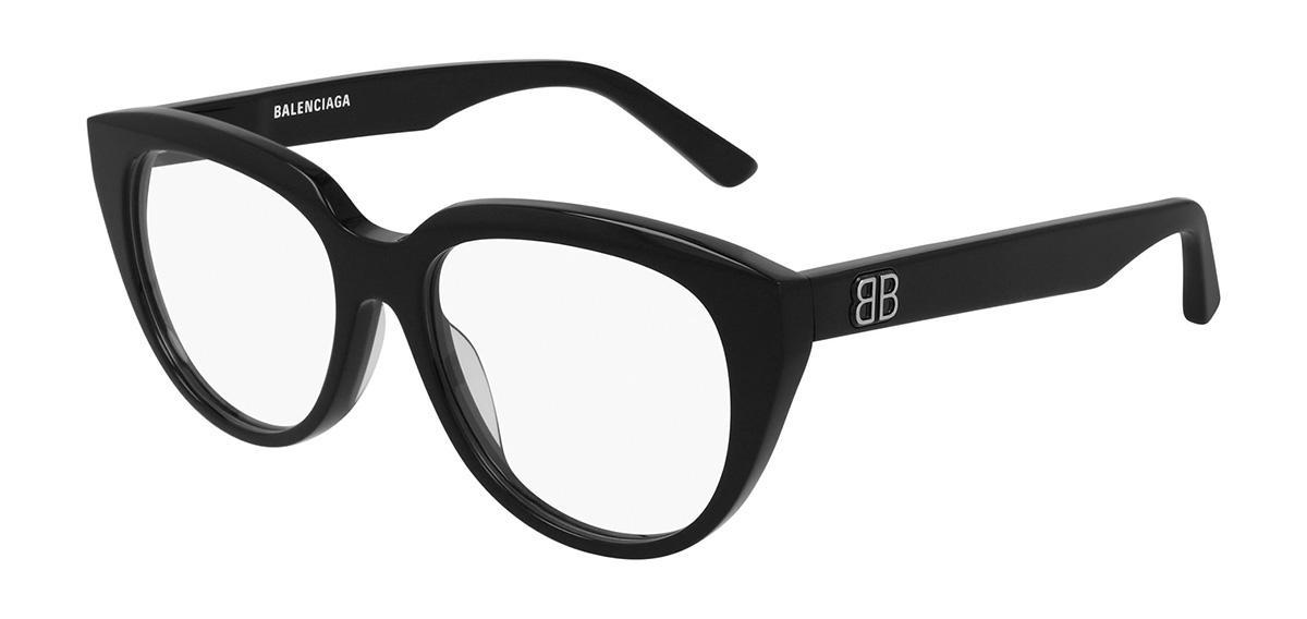 Купить Оправа Balenciaga BB 0131O 001, Оправы для очков