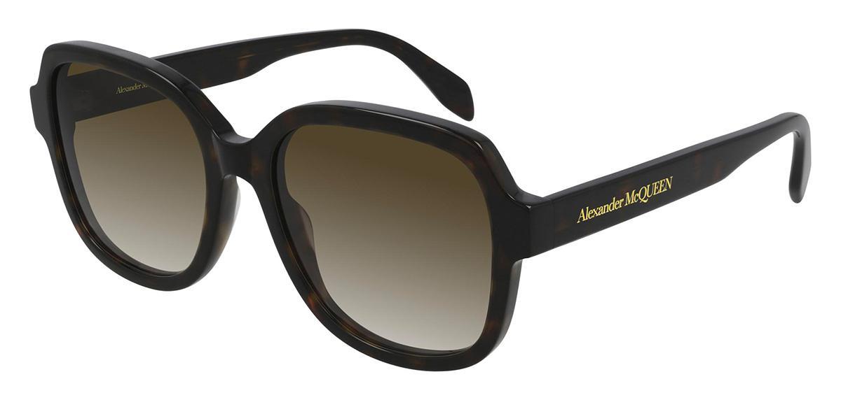 Купить Солнцезащитные очки Alexander McQueen AM 0300S 002