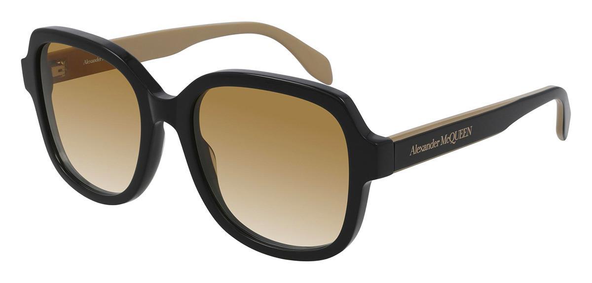 Купить Солнцезащитные очки Alexander McQueen AM 0300S 004