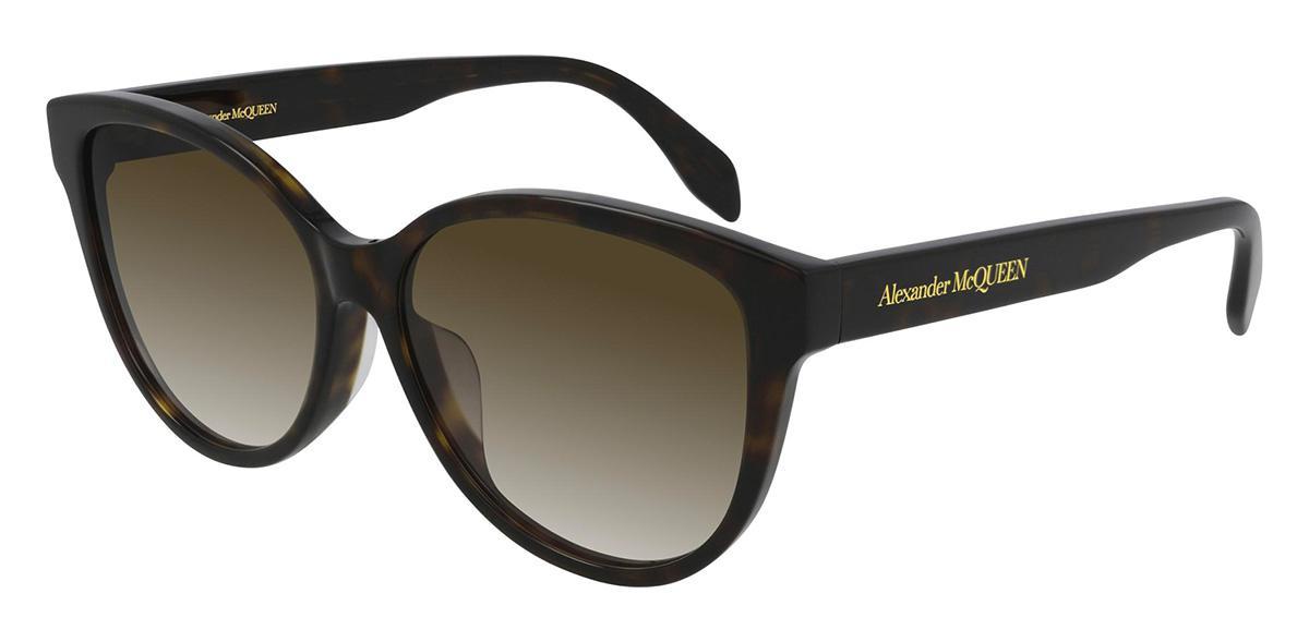 Купить Солнцезащитные очки Alexander McQueen AM 0303SK 002