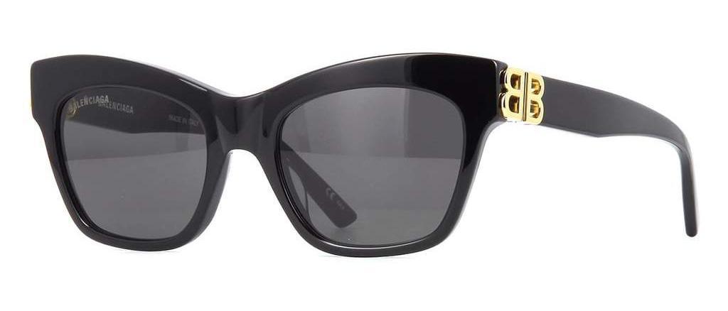 Купить Солнцезащитные очки Balenciaga BB 0132S 001