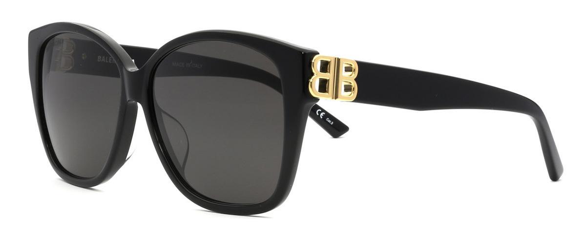 Купить Солнцезащитные очки Balenciaga BB 0135SA 001