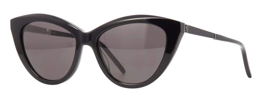 Купить Солнцезащитные очки Saint Laurent SL M81 001