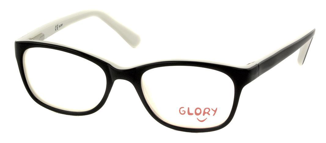 Купить Оправа Glory 307 Black, Оправы для очков