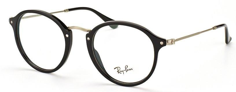 Купить Оправа Ray-Ban RX2447V 2000, Оправы для очков