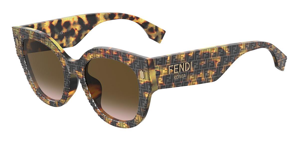 Купить Солнцезащитные очки Fendi FF 0452/F/S VTH M2