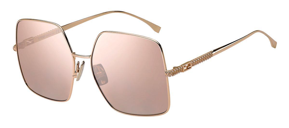 Купить Солнцезащитные очки Fendi FF 0439/S DDB 2S