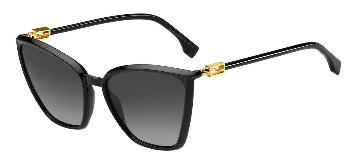 Купить Солнцезащитные очки Fendi FF 0433/G/S 807 9O