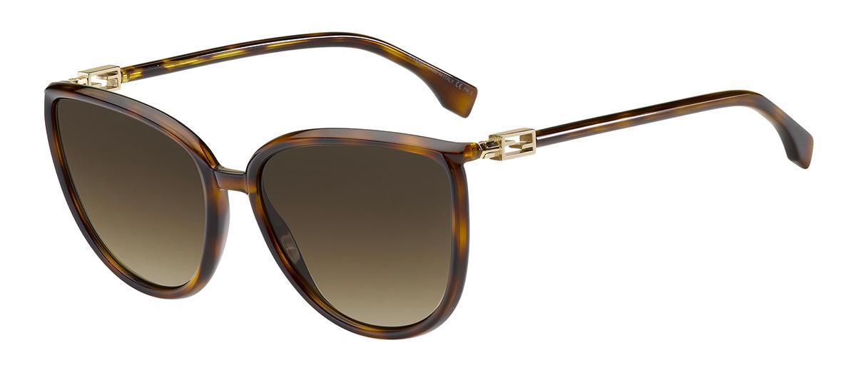 Купить Солнцезащитные очки Fendi FF 0459/S 086 HA