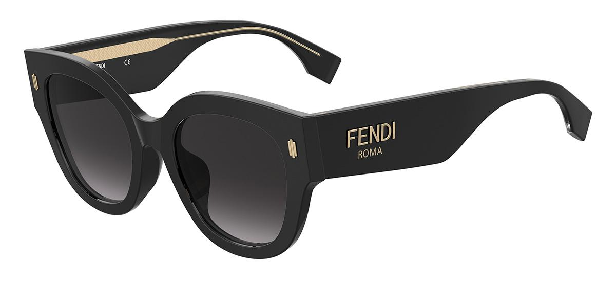 Купить Солнцезащитные очки Fendi FF 0452/F/S 807 9O