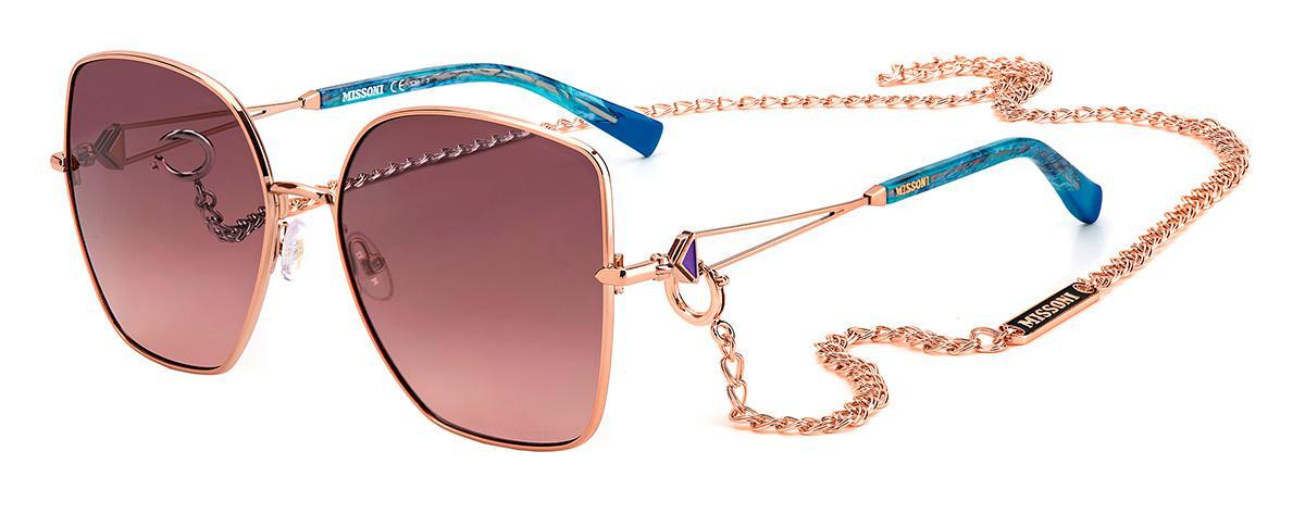 Купить Солнцезащитные очки Missoni MIS 0052/S DDB 3X