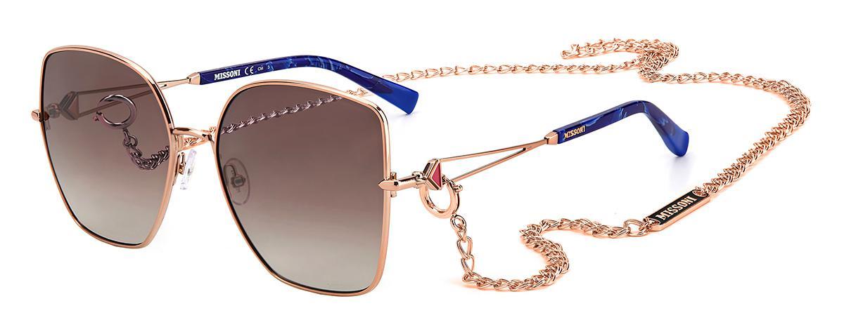 Купить Солнцезащитные очки Missoni MIS 0052/S DDB HA
