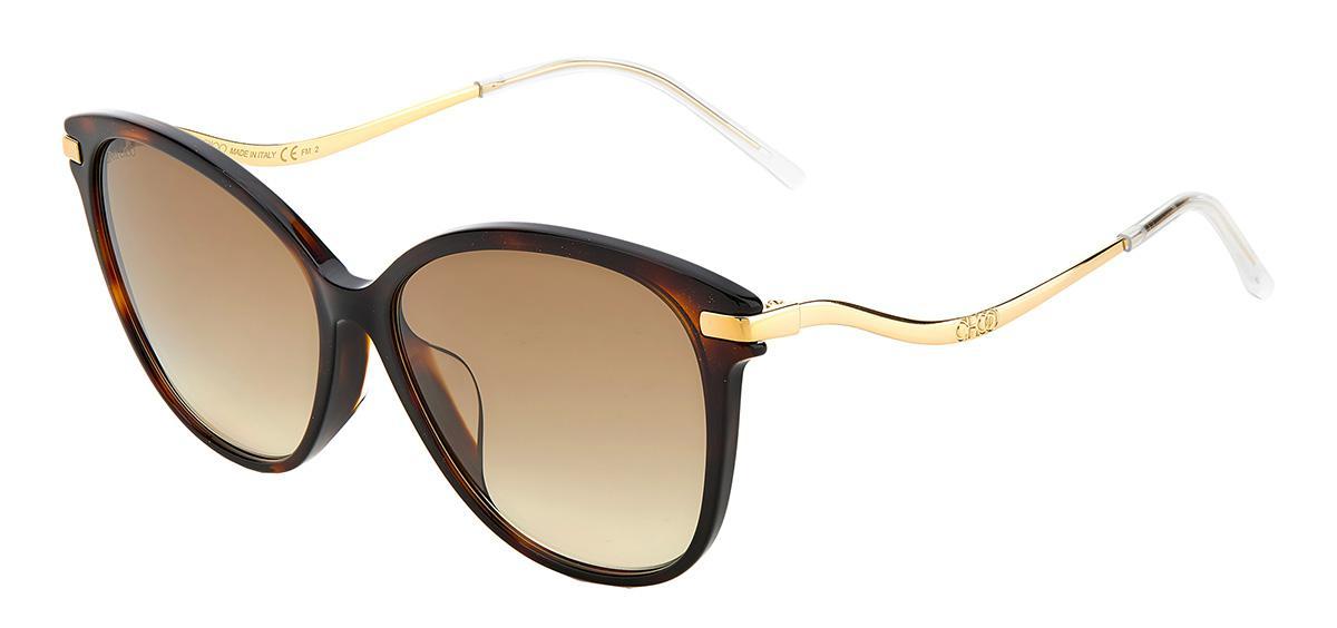 Купить Солнцезащитные очки Jimmy Choo PEG/F/S O2V HA