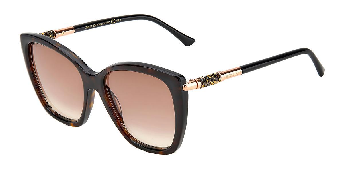 Купить Солнцезащитные очки Jimmy Choo ROSE/S 086 HA