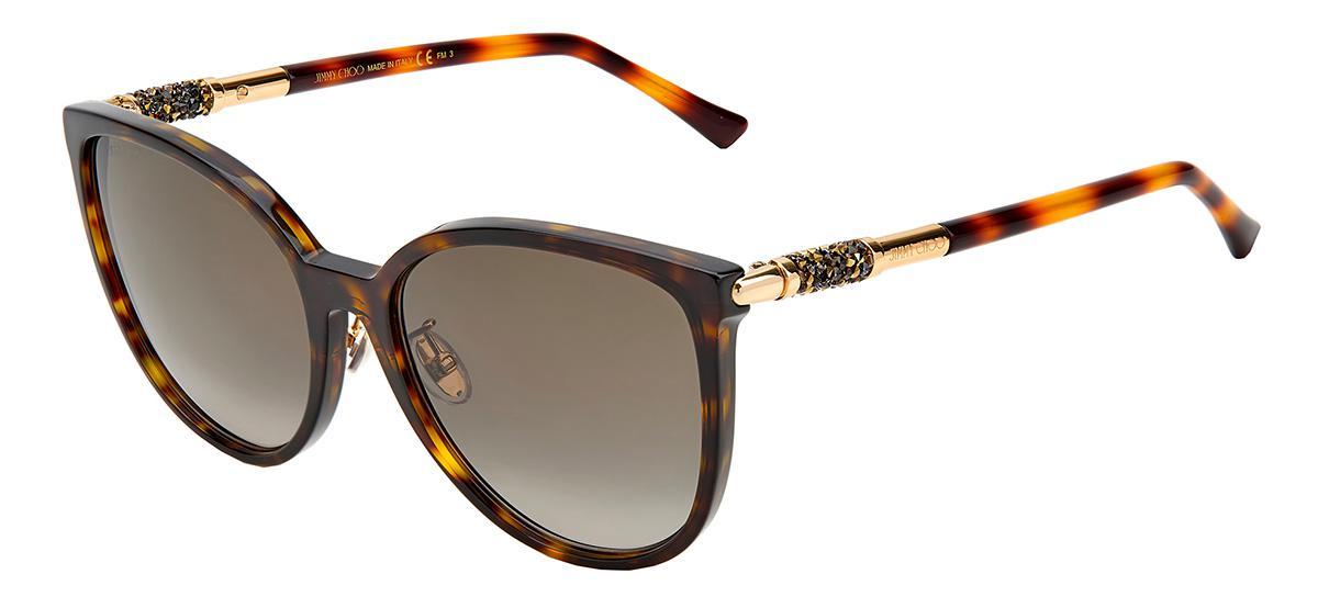 Купить Солнцезащитные очки Jimmy Choo RAYE/G/SK 086 HA