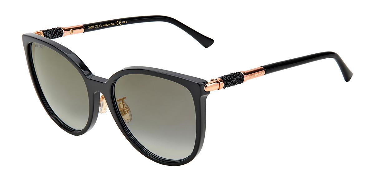 Купить Солнцезащитные очки Jimmy Choo RAYE/G/SK 807 FQ