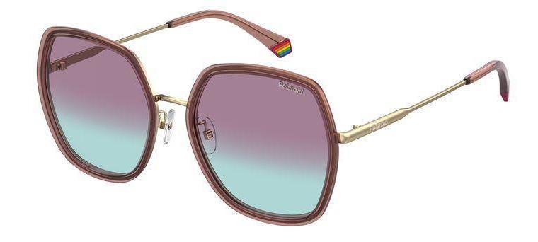 Купить Солнцезащитные очки Polaroid PLD 6153/G/S B3V JR