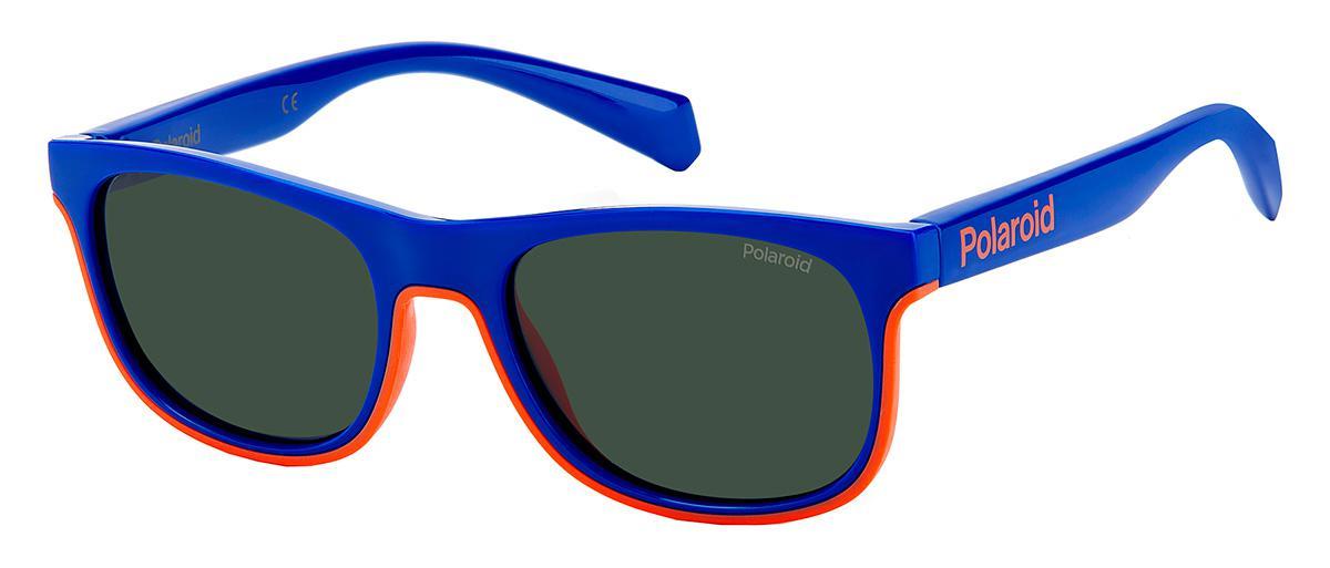 Купить Солнцезащитные очки Polaroid Kids PLD 8041/S RTC M9