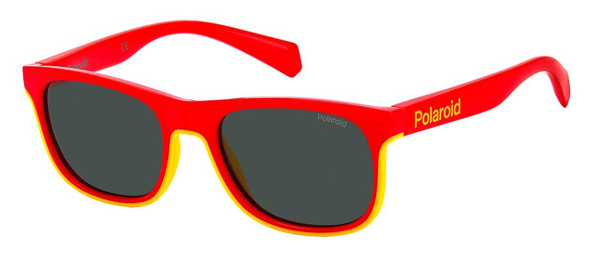 Купить Солнцезащитные очки Polaroid Kids PLD 8041/S AHY M9