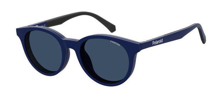 Купить Солнцезащитные очки Polaroid Kids PLD 8044/CS FLL C3