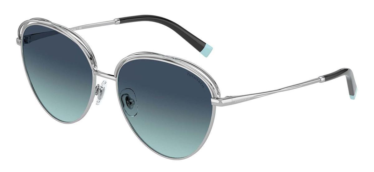 Купить Солнцезащитные очки Tiffany TF 3075 6001/9S 2N