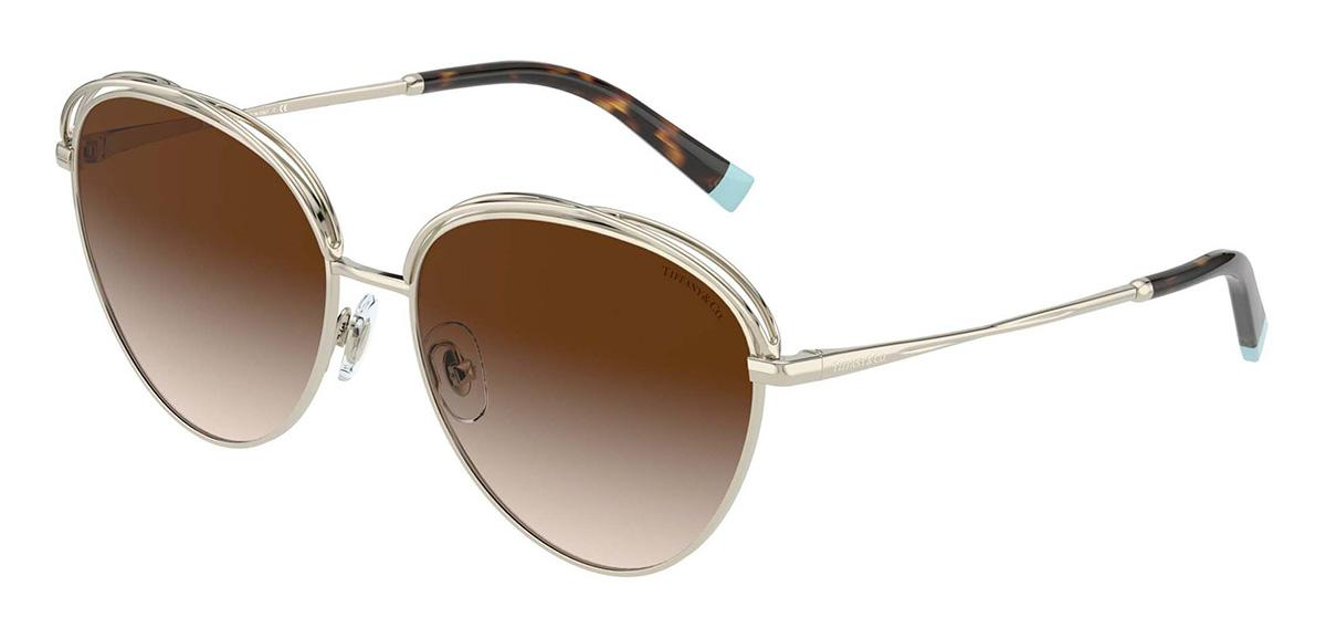 Купить Солнцезащитные очки Tiffany TF 3075 6021/3B 3N