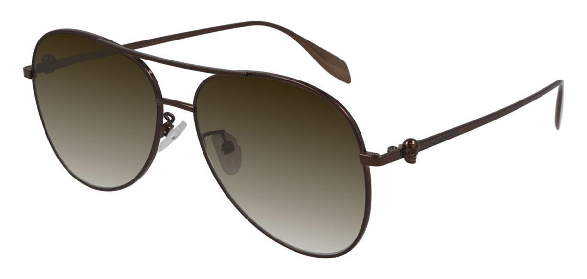 Купить Солнцезащитные очки Alexander McQueen AM 0274S 002