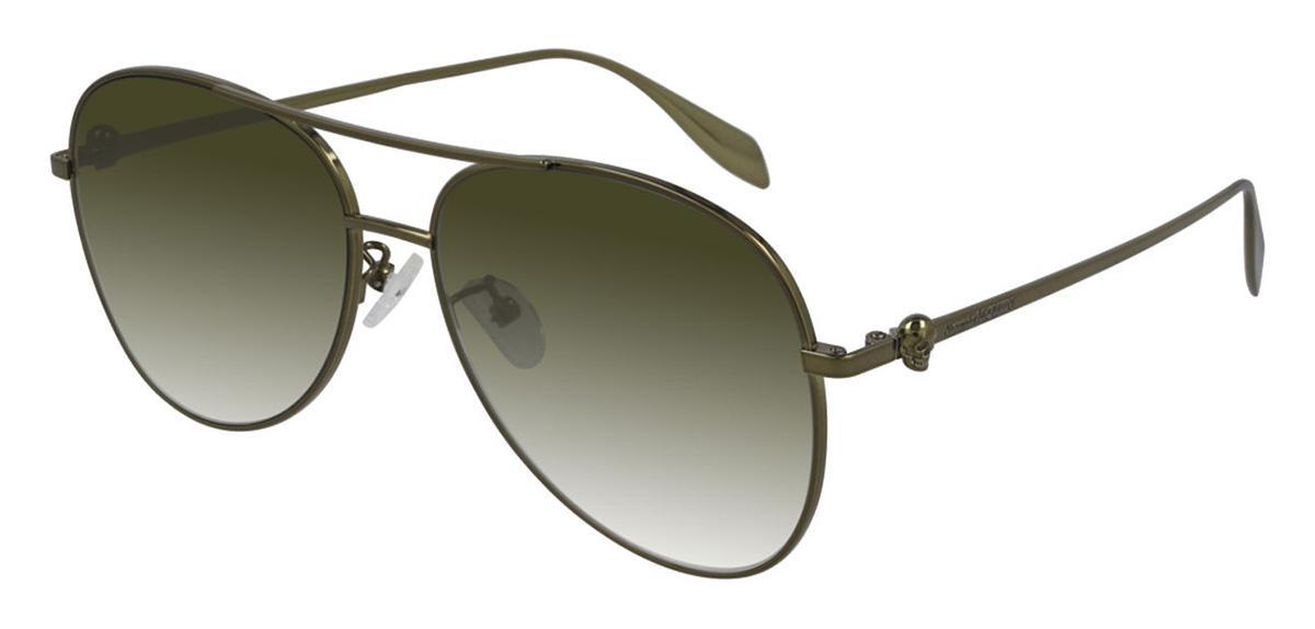 Купить Солнцезащитные очки Alexander McQueen AM 0274S 004