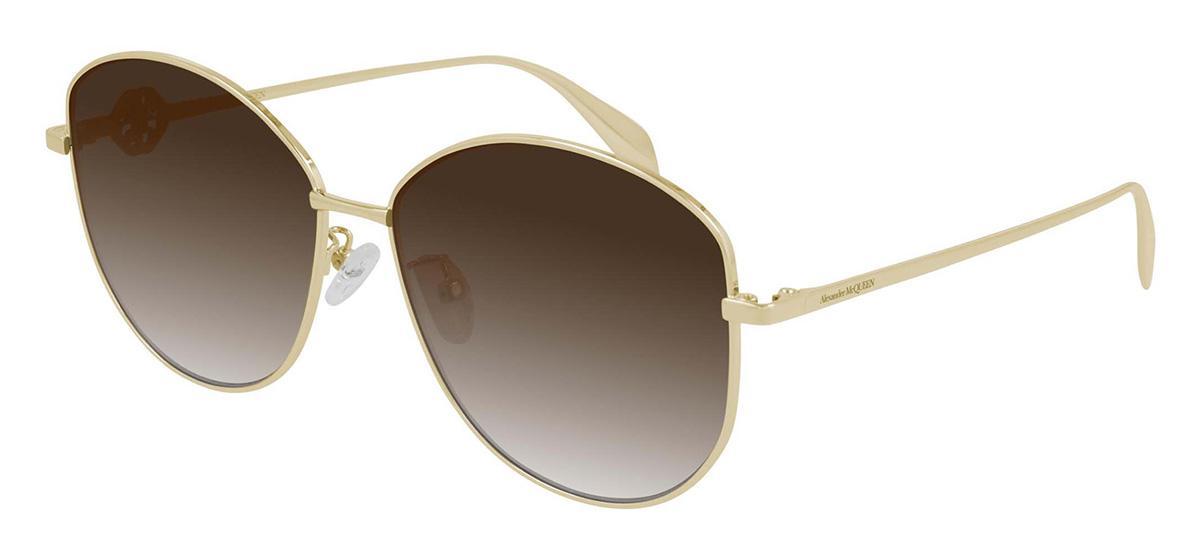 Купить Солнцезащитные очки Alexander McQueen AM 0288S 002