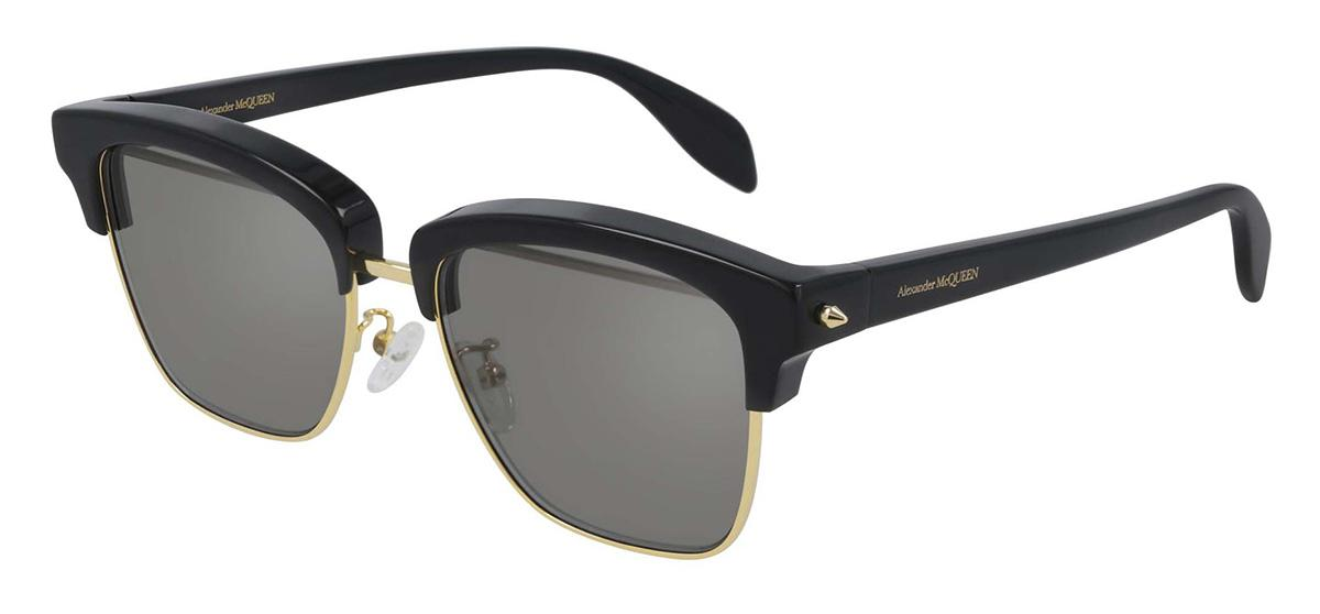 Купить Солнцезащитные очки Alexander McQueen AM 0297S 002