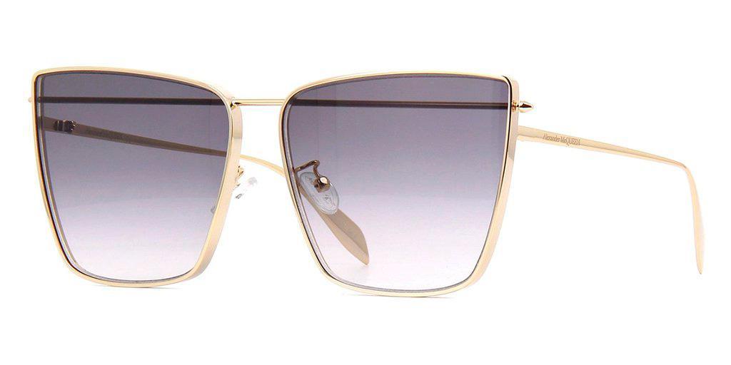 Купить Солнцезащитные очки Alexander McQueen AM 0298S 001