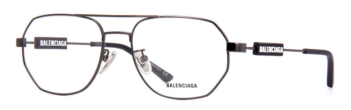 Купить Оправа Balenciaga BB 0117O 001, Оправы для очков