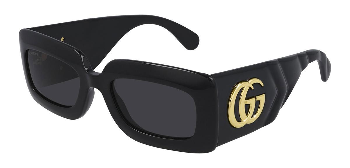 Солнцезащитные очки Gucci GG 0811S 001  - купить со скидкой