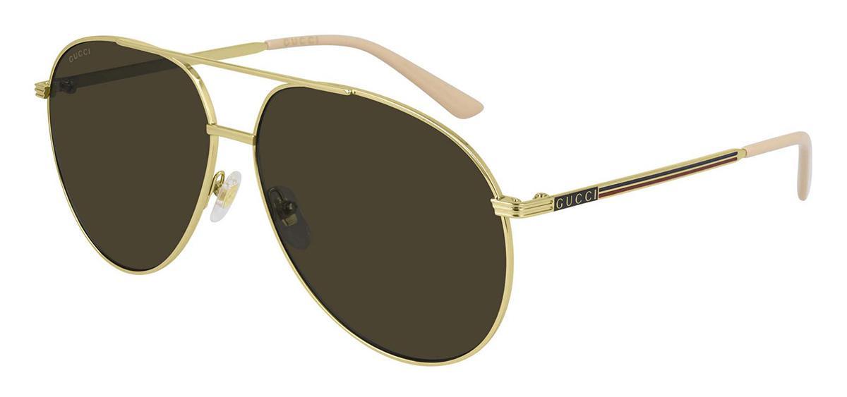 Купить Солнцезащитные очки Gucci GG 0832S 004