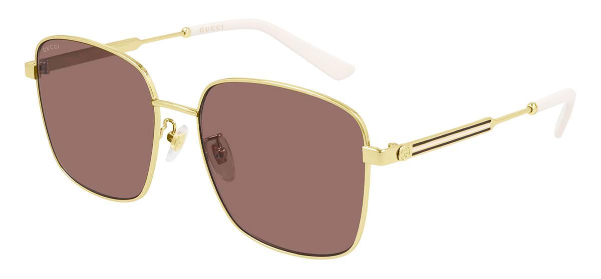Купить Солнцезащитные очки Gucci GG 0852SK 004