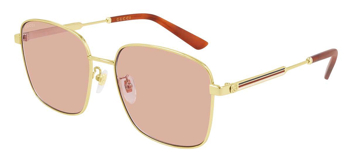 Купить Солнцезащитные очки Gucci GG 0852SK 005