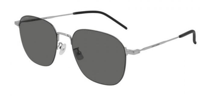 Купить Солнцезащитные очки Saint Laurent SL 388/K WIRE 001