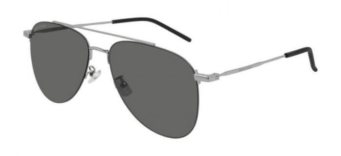 Купить Солнцезащитные очки Saint Laurent SL 392 WIRE 004