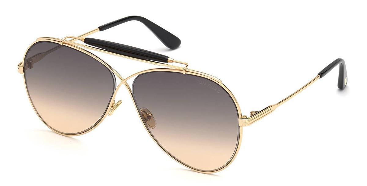 Купить Солнцезащитные очки Tom Ford TF 818 30B