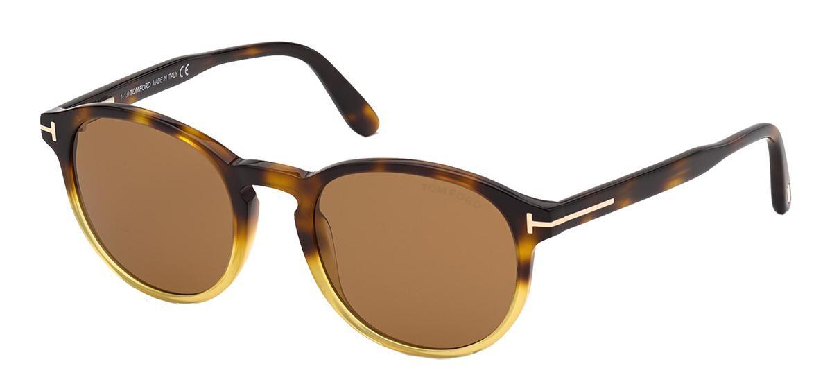 Купить Солнцезащитные очки Tom Ford TF 834 55E