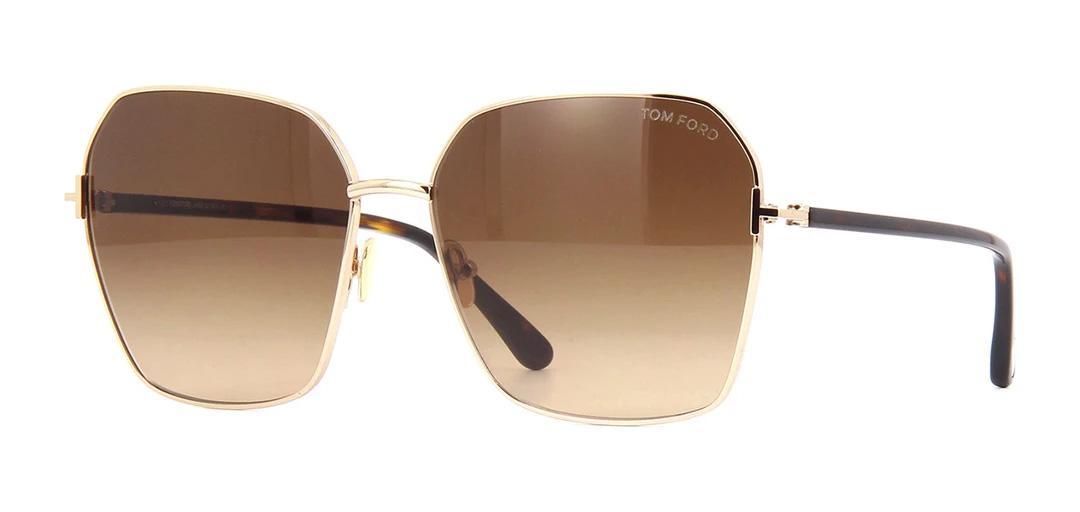 Купить Солнцезащитные очки Tom Ford TF 839 52F