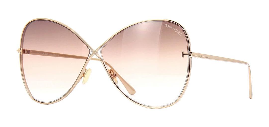 Купить Солнцезащитные очки Tom Ford TF 842 28F