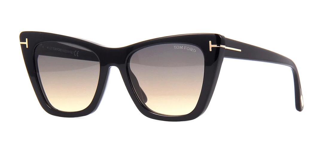 Купить Солнцезащитные очки Tom Ford TF 846 01B