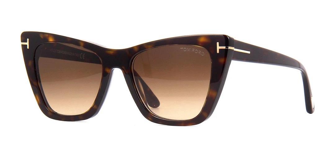 Купить Солнцезащитные очки Tom Ford TF 846 52F