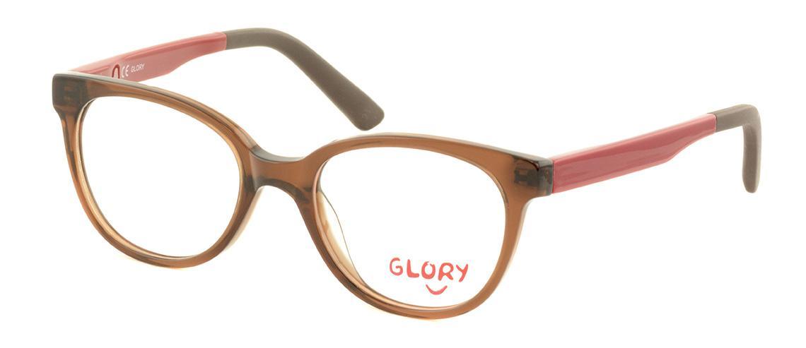 Купить Оправа Glory 332 Brown, Оправы для очков